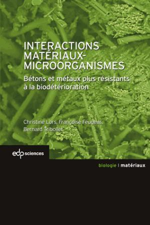Interactions Matériaux-Microorganismes - edp sciences - 9782759818778 -