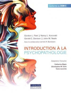 Introduction a la psychopathologie - cheneliere education (canada) - 9782765052128 -