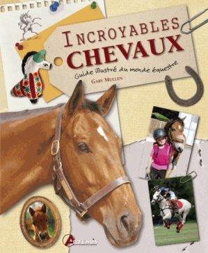 Incroyables Chevaux - artemis - 9782816000009 -