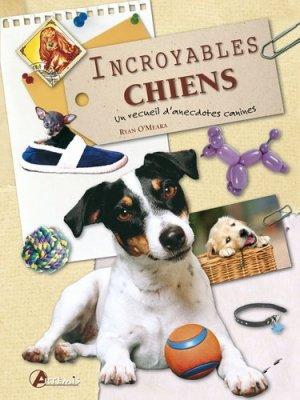Incroyables chiens - artemis - 9782816000788 -