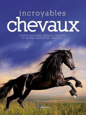 incroyables chevaux - artemis - 9782816009385 -