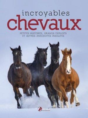 Incroyables chevaux - artemis - 9782816012187 -