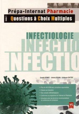 Infectiologie - vernazobres grego - 9782818314562 - rechargment cartouche, rechargement balistique