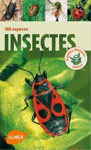 Insectes - ulmer - 9782841385621 -