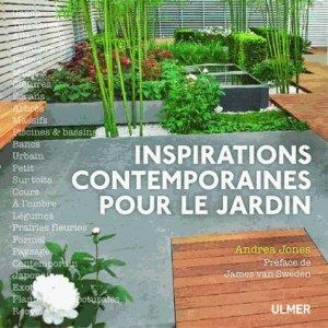 Inspirations contemporaines pour le jardin - ulmer - 9782841386246 -