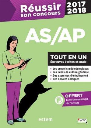 Intégral AS-AP - Tout pour l'écrit et l'oral - estem / vuibert - 9782843718274 -