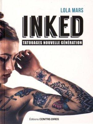 Inked - contre dires - 9782849333549 -