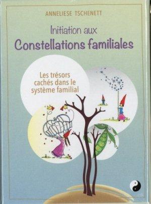Initiation aux Constellations familiales - Médicis - 9782853276894 -