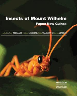 Insects of Mount Wilhelm - museum national d'histoire naturelle - 9782856537848 -