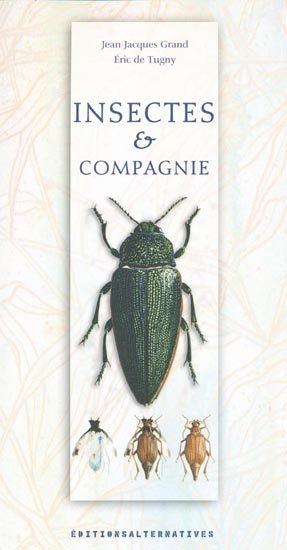 Insectes et compagnie - alternatives - 9782862275680 -
