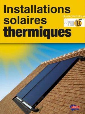 Installations solaires thermiques - parisiennes - 9782862430942