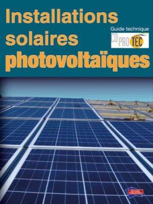 Installations solaires photovoltaïques - parisiennes - 9782862430966