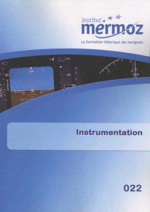 Instrumentation - Institut Aéronautique Jean Mermoz - 9782862481852 -