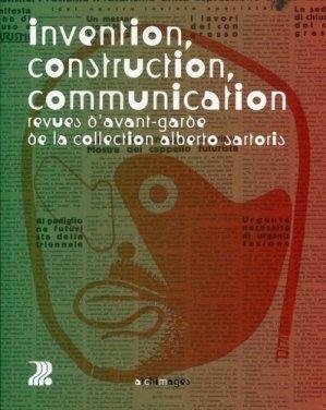 Invention, construction, communication - presses polytechniques et universitaires romandes - 9782880749408 -