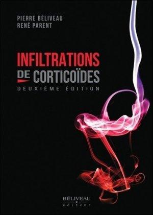 Infiltrations de corticoïdes - beliveau - 9782890929586 -