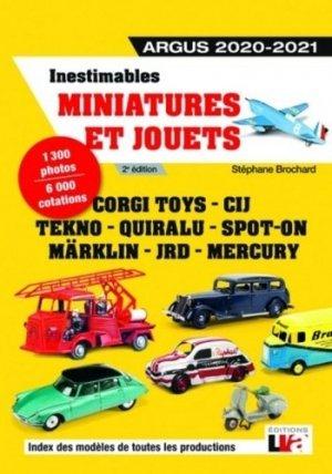 Inestimables miniatures et jouets - lva (la vie de l'auto) - 9782905171955 -