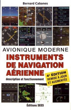 Instruments de navigation aérienne - Sees - 9782908414363 -