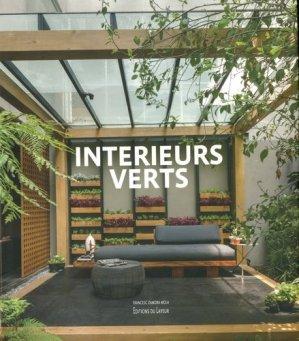 Intérieurs verts : le style écologique - du layeur - 9782915126549