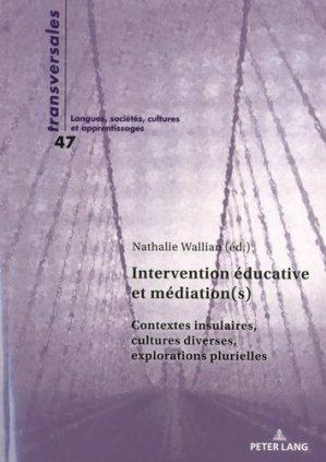 Intervention éducative et médiation(s) - Peter Lang - 9783034336772 -