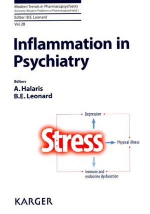 Inflammation in Psychiatry - karger  - 9783318023107 -