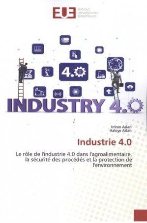 Industrie 4.0 - Omniscriptum - 9786139560950 -