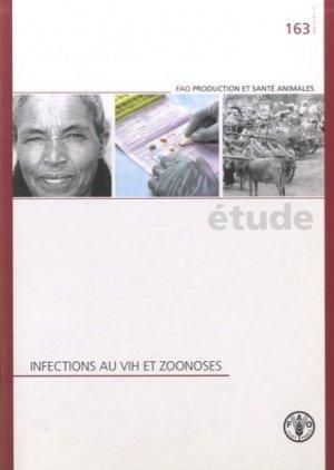 Infections au VIH et zoonoses - fao - 9789252051695 -