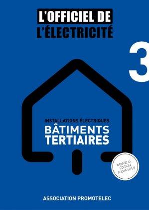 Installations électriques bâtiments tertiaires - promotelec - 9791096895205 -