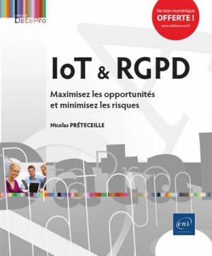 IoT & RGPD - eni - 9782409013768 -
