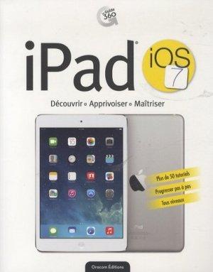 iPad IOS 7 - oracom  - 9782361451240 -