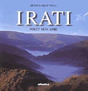 Irati Forêt mon amie - atlantica - 9782843944796 -