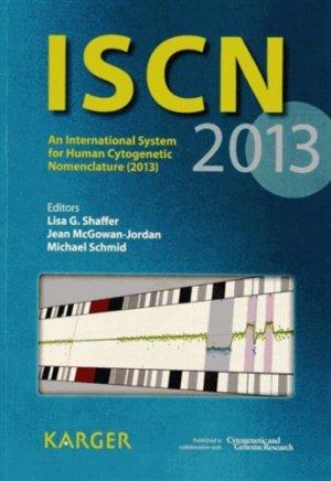 ISCN 2013 - karger - 2303318022534 -