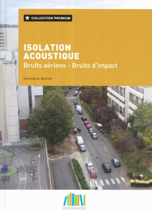 Isolation acoustique - ginger cated - 9791090187429 -