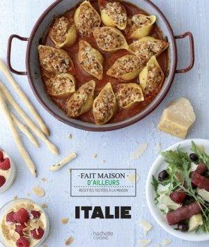 Italie - Hachette - 9782011356314 -