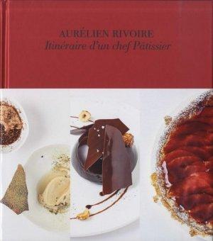 Itinéraire d'un chef pâtissier - Hachette - 9782017059554 -