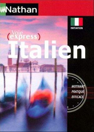 Italien - Nathan - 9782091636146 -