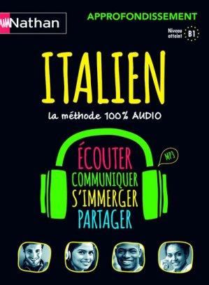 Coffret Italien approfondissement - Nathan - 9782098118638 -