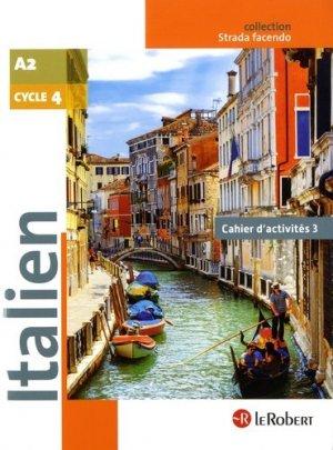 Italien Cycle 4 - Le Robert - 9782321011743 -