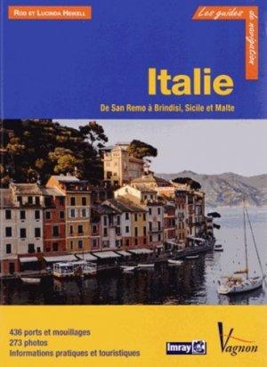 Italie - vagnon - 9782857258223 -