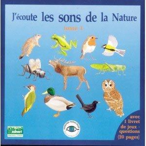J'écoute les sons de la nature Tome 1 - chiff chaff - 3760010640104 -