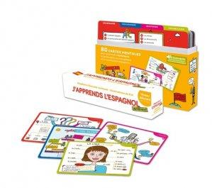 J'apprends l'espagnol autrement - eyrolles - 9782212571721