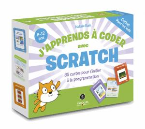 J'apprends à coder avec Scratch - eyrolles - 9782212673814 -