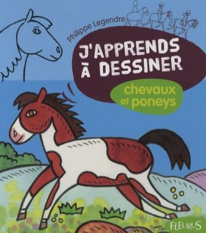 Chevaux et poneys - Fleurus - 9782215094104 -