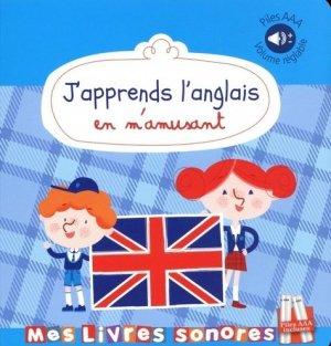 J'apprends l'anglais en m'amusant - thomas jeunesse - 9782354815769 -