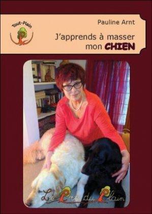 J'apprends à masser mon chien - le pre du plain - 9782358630993 -
