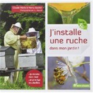 J'installe une ruche - terre vivante - 9782360981496 - majbook ème édition, majbook 1ère édition, livre ecn major, livre ecn, fiche ecn