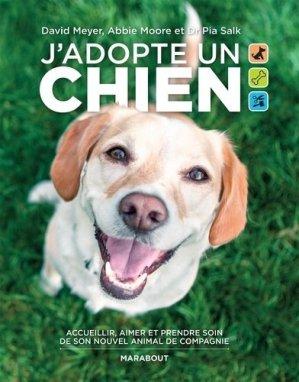 J'adopte un chien - marabout - 9782501121699 -