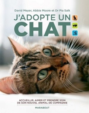 J'adopte un chat - marabout - 9782501121705 -