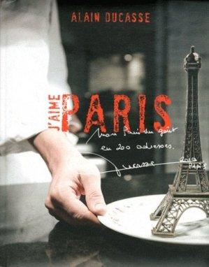 J'aime Paris - lec - 9782841232802 -