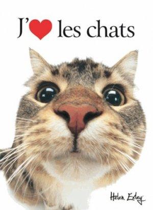 J'aime les chats - exley - 9782873888039 -