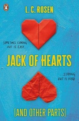 Jack of Hearts (and other parts) - penguin - 9780241365014 -